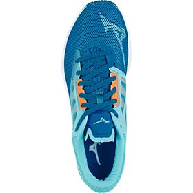 Mizuno Wave Sonic 2 Buty do biegania Kobiety niebieski/biały